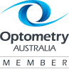 Optometry Australia Member